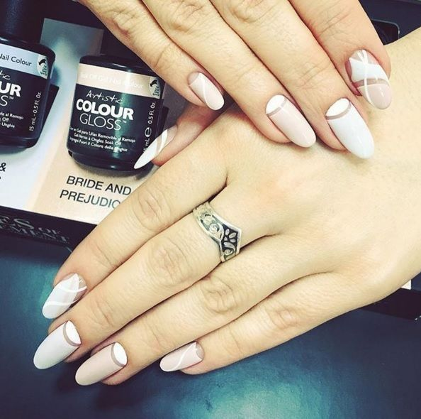 Artistic Nail Design Rules Of Engagement Wedding Collection at Louella  Belle #ArtisticNailDesign #ArtisticColourGloss # - The 25+ Best Artistic Colour Gloss Ideas On Pinterest Almond