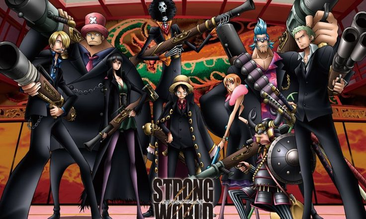 Planeta lanzará el manga de One Piece: Strong World