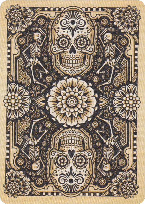 Unique Playing Cards Are Great to Keep Around the House - Art of Play - Dia de Los Muertos - Gifts for Guys - Gift Ideas for Men - Gifts for Him