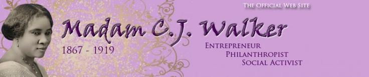 Madam CJ Walker | Official Madam C. J. Walker Biography