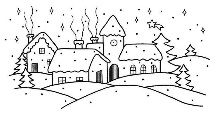 malvorlage engel süss   Die besten 17 Bilder zu Weihnachten auf Pinterest   Kerst ...