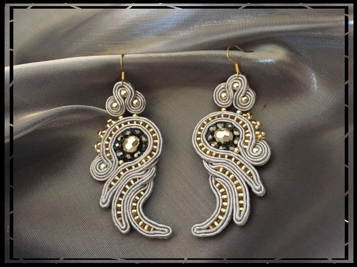 Laura soutache jewerly