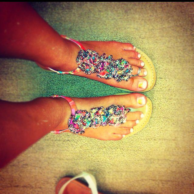 Sandals <3