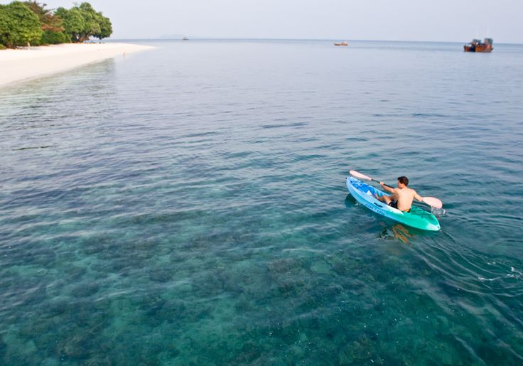 Cempedak island water sport