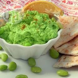 Homus de soja verde @ allrecipes.com.br