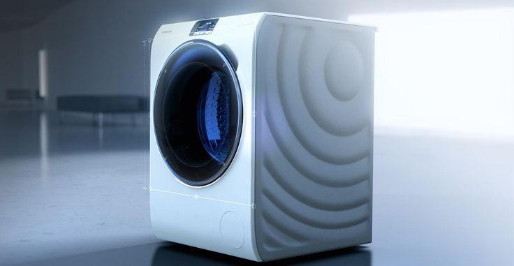 스타일 매거진 삼성, 세탁기 WW 9000, 에코 바빌론 터치 스크린 / 삼성, WW9000 10kg ecobubble ™ 터치 스크린 세탁기»스타일 매거진