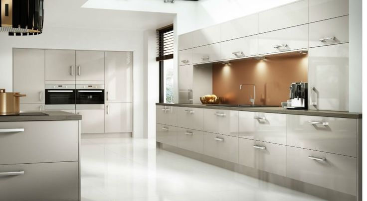 Designer Gloss Cashmere- From £920 - Special Offers - Kitchen styles