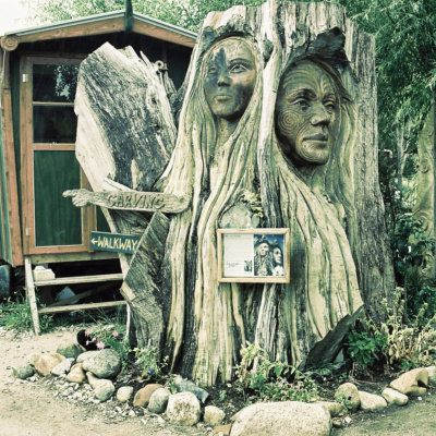 woodcarving shop in New Zealand