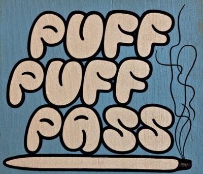 Puff Puff Pass Medical marijuana cannibas quote ☮~ღ~*~*✿⊱╮ レ o √ 乇 !!