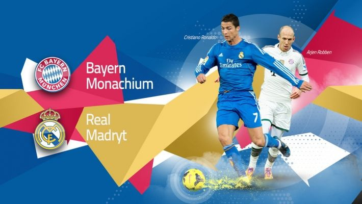LM (1/2): Bayern Monachium vs Real Madryt [0:4]