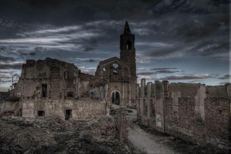 Les villes fantômes les plus terrifiantes                              …