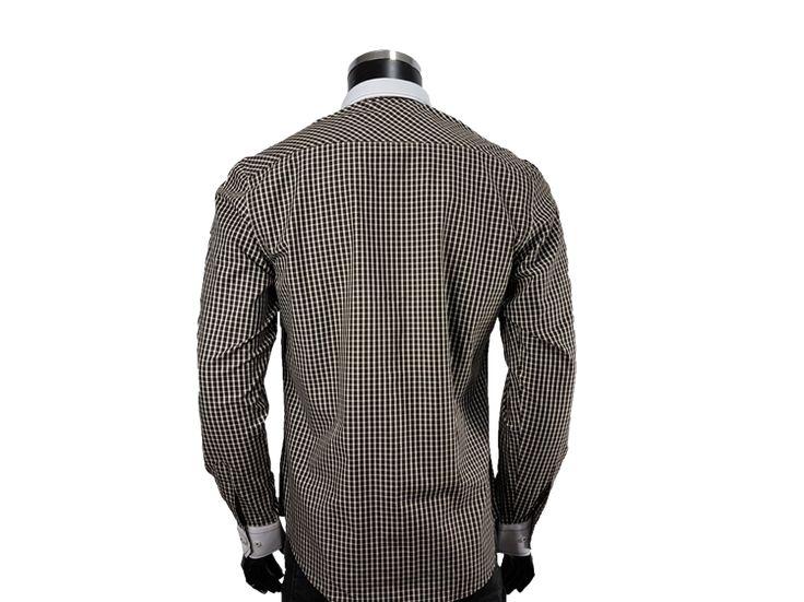 Koszula męska Casual style - - Koszule męskie - Awii, Odzież męska, Ubrania męskie, Dla mężczyzn, Sklep internetowy