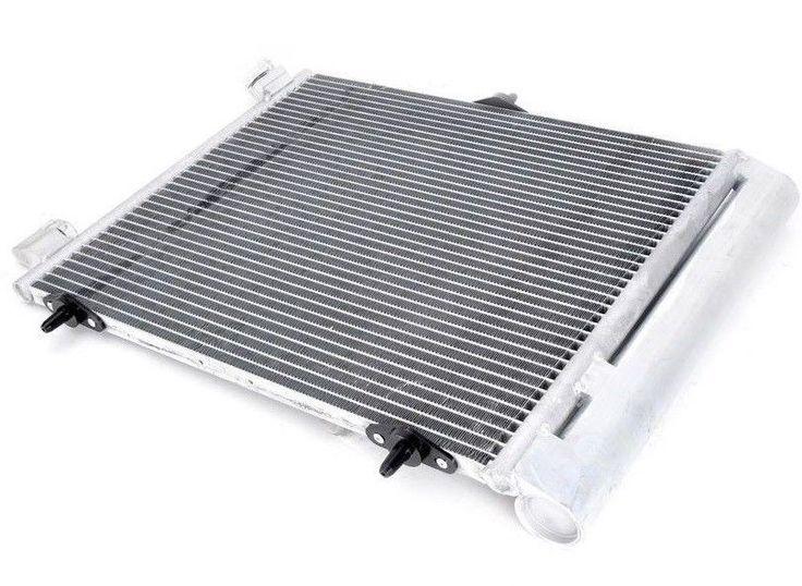 radiateur condenseur de climatisation citroen c2 c3 peugeot 1007 207 208 pi ces auto qualit. Black Bedroom Furniture Sets. Home Design Ideas