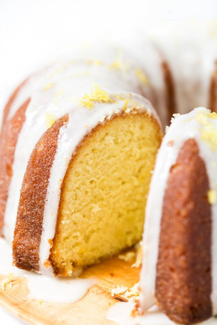 Gluten-free lemon Bundt cake - Flourish - King Arthur Flour