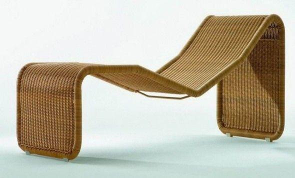 17 beste afbeeldingen over mimbre y rattan op pinterest for Chaise longue nl