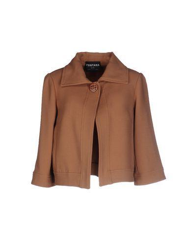 Prezzi e Sconti: #Fontana couture giacca donna Cammello  ad Euro 286.00 in #Fontana couture #Donna abiti e giacche giacche