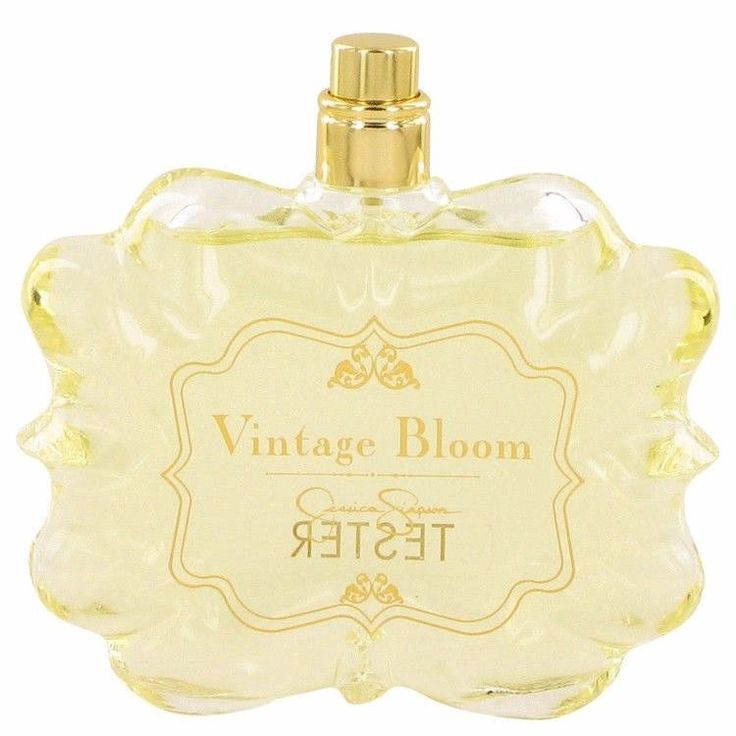 Jessica Simpson Vintage Bloom 3.4 oz Eau De Parfum Spray (Tstr) for Women #JessicaSimpson