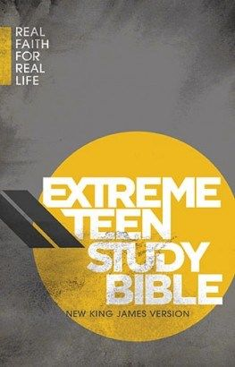 In English Extreme Teen Bible 38