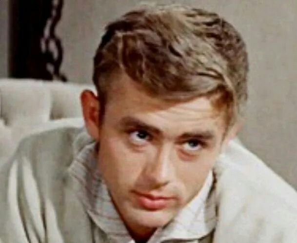 James Dean as Cal Trask in East of Eden