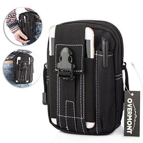 Oferta: 7.99€. Comprar Ofertas de Overmont Bolsa de cintura táctica de Molle bolsa compacta multi-fucional del móvil monedero para camping escalada senderismo barato. ¡Mira las ofertas!