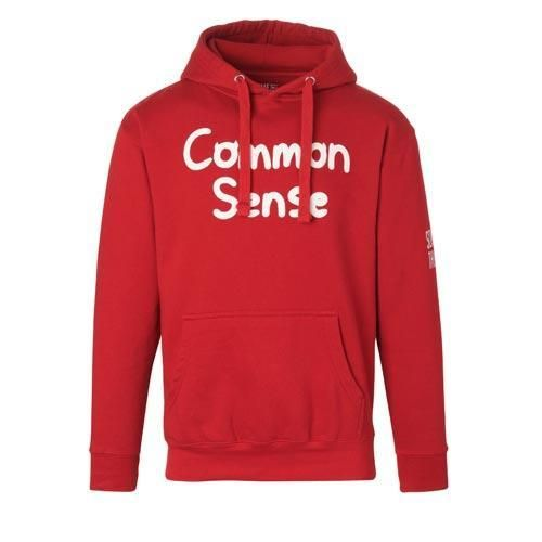 7ef7eb3710a Common Sense Hoodie | I NEEEEEEED IT | Hoodies, Red hoodie, Common sense