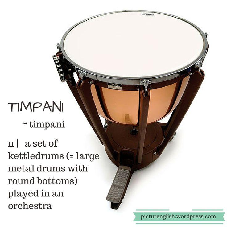Timpani / timpani