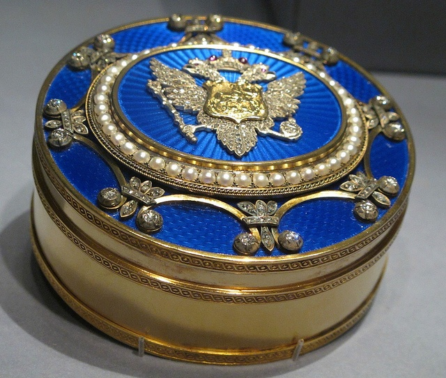 Faberge Imperial Box, Virginia Museum of Fine Arts