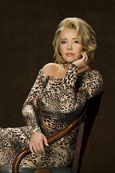 Melody Thomas Scott in The Young and the Restless