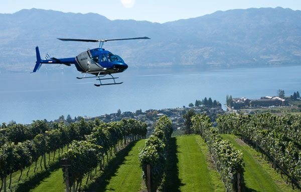 BC Wineries in the Okanagan