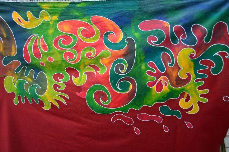 Photograph Batik Mosaic by Denny Djoko on 500px