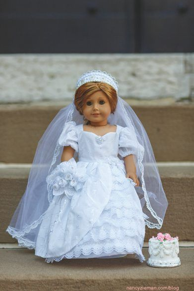 Doll+Costume+Dress+Up.+How+to+sew+doll+clothes+and+costumes.+As+seen+on+Sewing+With+Nancy+Zieman
