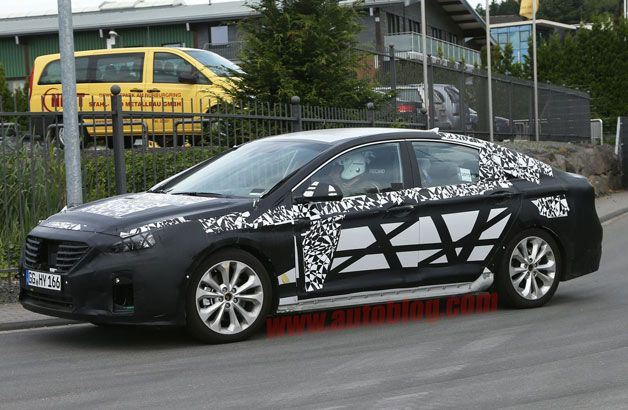 2015 Hyundai Sonata confirmed for New York debut