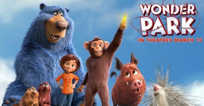 Wonder Park Full Movie Torrent Download 2019