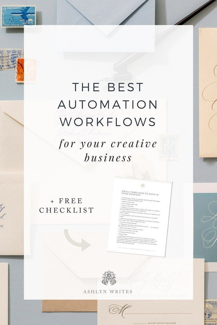 Today I D Like To Share Some Of The Automation Workflows For Your