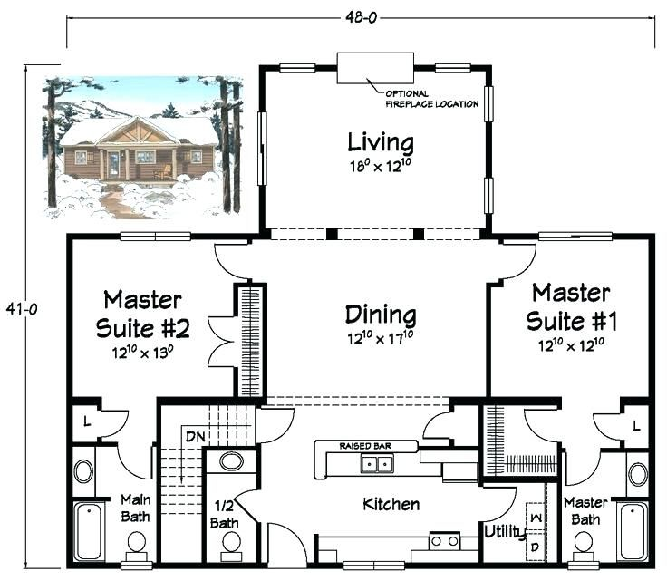 Pin By Lisa On House Plans Single Level House Plans House Plans Ranch House Plans