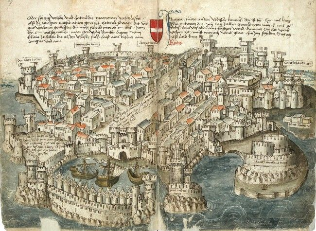 Images of the #Medieval City