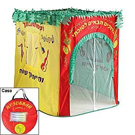 Shop for Childrenu0027s Pop-Up Sukkah - always in stock u0026 available. Great service at Bennyu0027s Educational Toys - The  Jewish School Supply Company   sc 1 st  Pinterest : jewish tent holiday - memphite.com