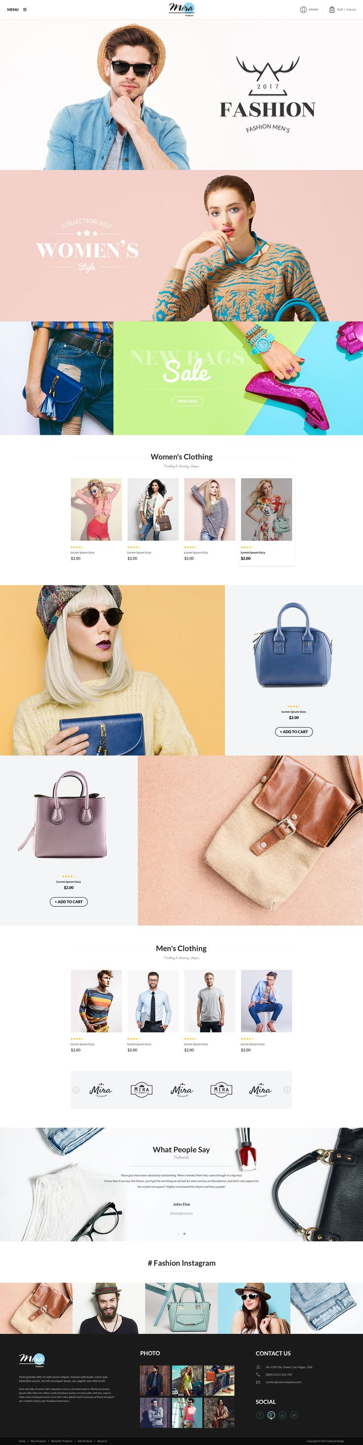 Mira - Creative eCommerce PSD Templates: Fashion, Cosmetic, Plant, Pottery, Pet Shop #plant #pottery #shop • Download ➝ https://themeforest.net/item/mira-creative-ecommerce-psd-templates-fashion-cosmetic-plant-pottery-pet-shop/20280683?ref=pxcr