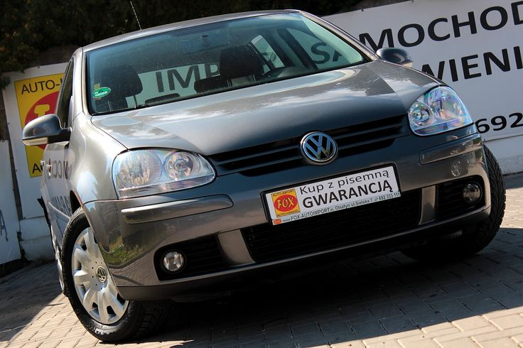 Volkswagen Golf V 1.6 MPI 102KM