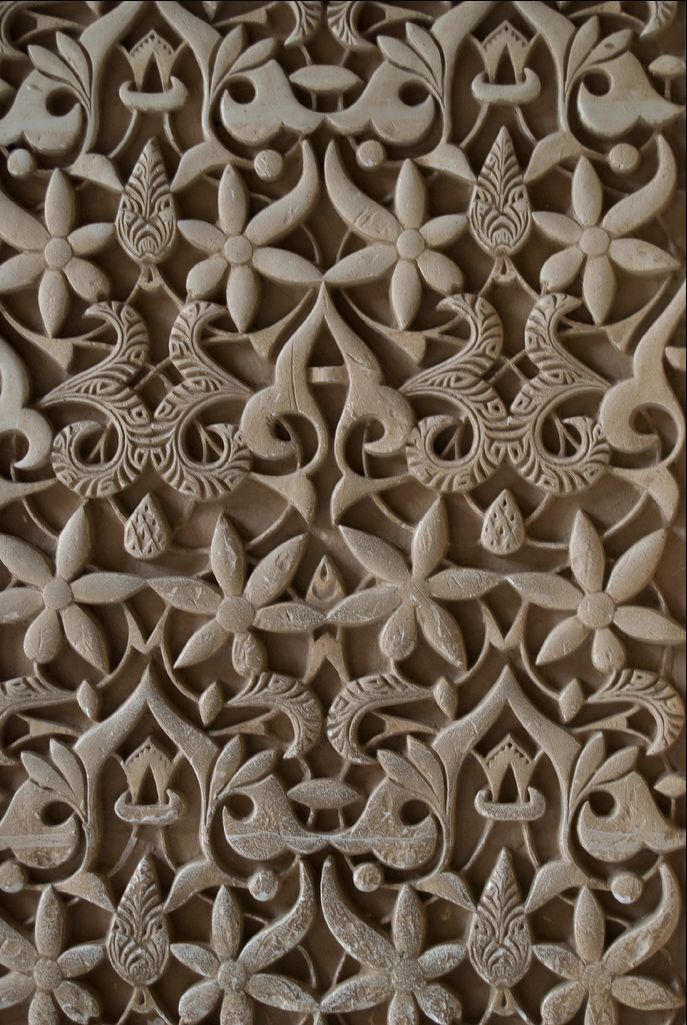Best Arabesque Designs Images On Pinterest Islamic Art - Carved wood lace like lighting design inspired islamic decoration patterns