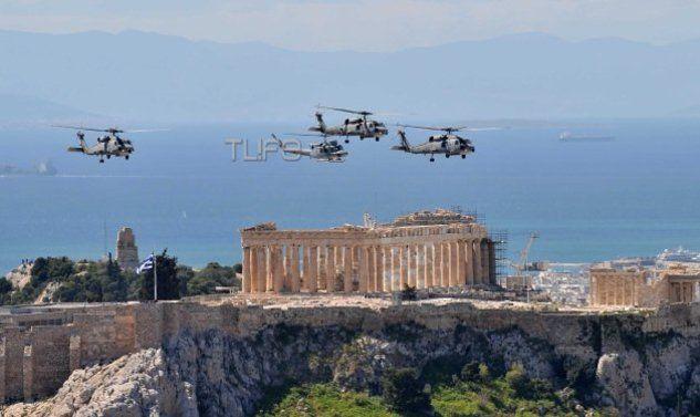 To TLIFE στην στρατιωτική παρέλαση της 25ης Μαρτίου! Δες φωτογραφίες - Tlife.gr