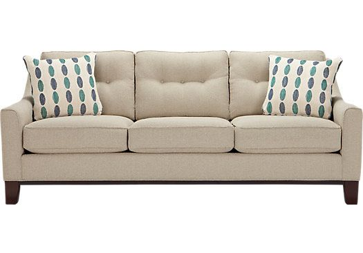 Shop for a Cindy Crawford Home Hadly Lagoon Sofa at Rooms To Go. Find Sofas that will look great in your home and complement the rest of your furniture.