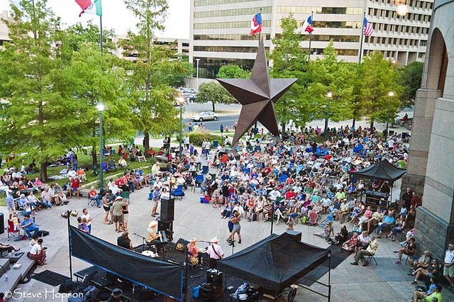 Music Under the Star at the Bob Bullock Texas State History Museum