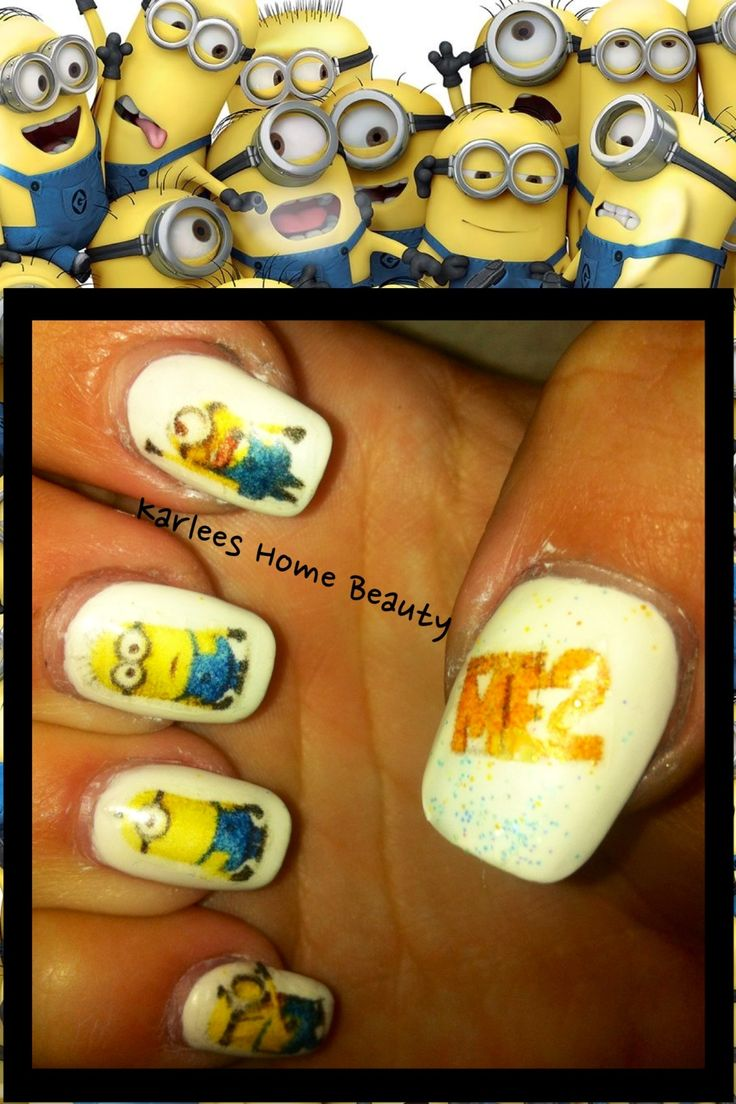 102 best Nails done on myself images on Pinterest | Acrylic nail art ...
