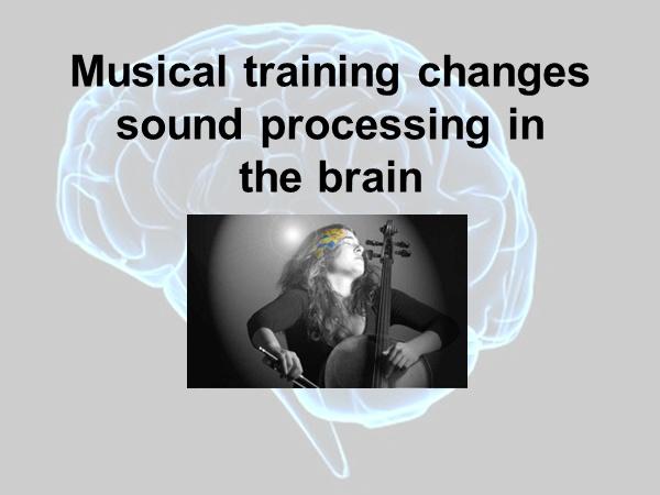 Music and Brain research from NorthWestern U.