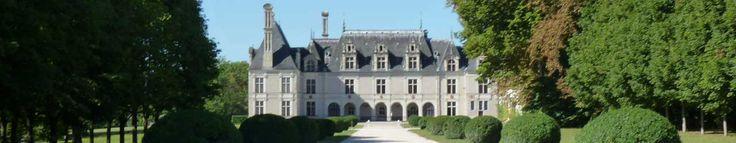 Loir-et-Cher : château de Beauregard à Cellettes  - http://www.beauregard-loire.com/index.php/fr/