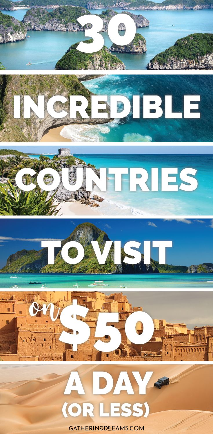 35 Cheapest Countries To Visit In 2021 Travel Cheap Destinations Cheap Places To Travel Cheap Countries To Travel