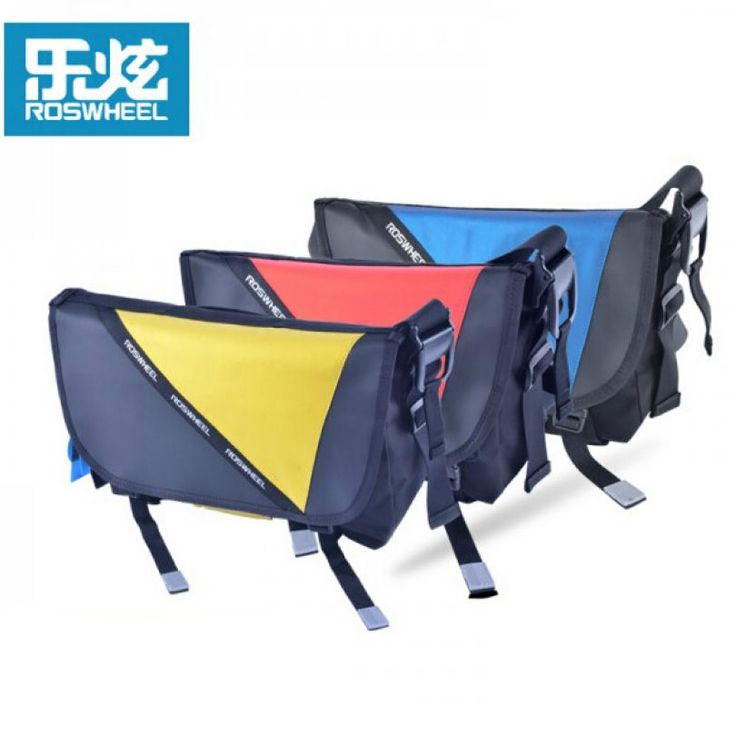 37.37$  Watch here - http://ailpo.worlditems.win/all/product.php?id=32684246469 - ROSWHEEL Cycling Bag Bicycle Bike Ciclismo Riding Travel Outdoor Pouch Waterproof Messenger Bag Shoulder Bag 3 Colors XS/S/M