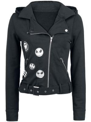 Biker Style Jacket por Pesadilla Antes De Navidad $64.99 €