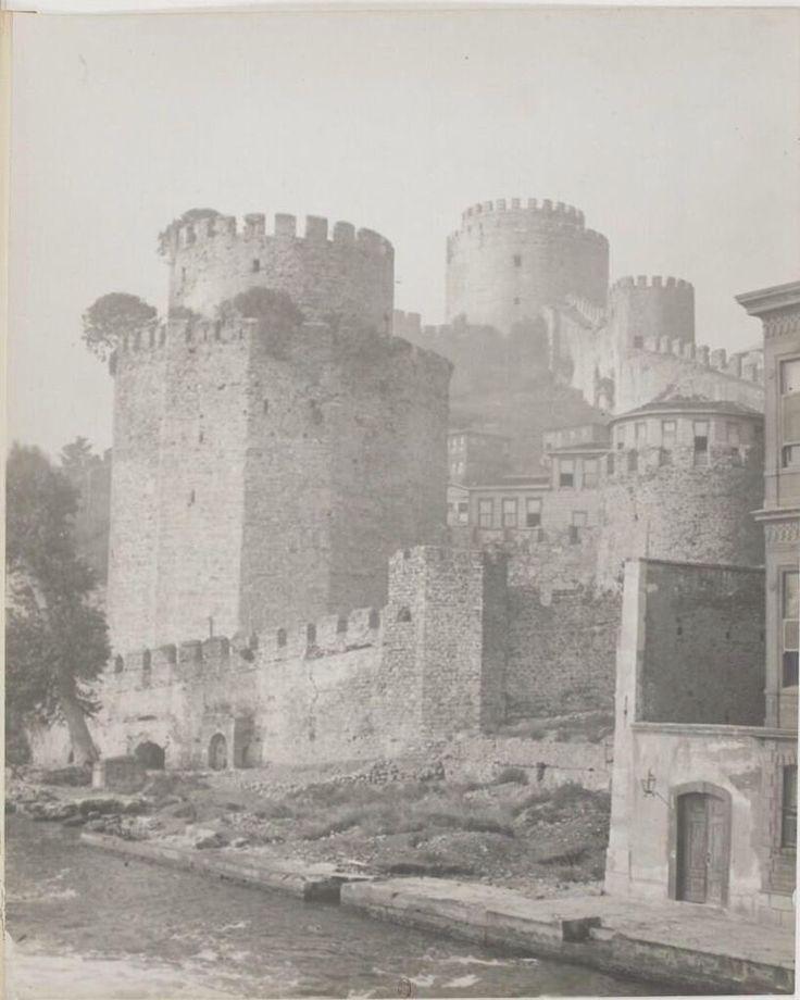 Rumeli Hisarı 1900-1910'lar / İstanbul